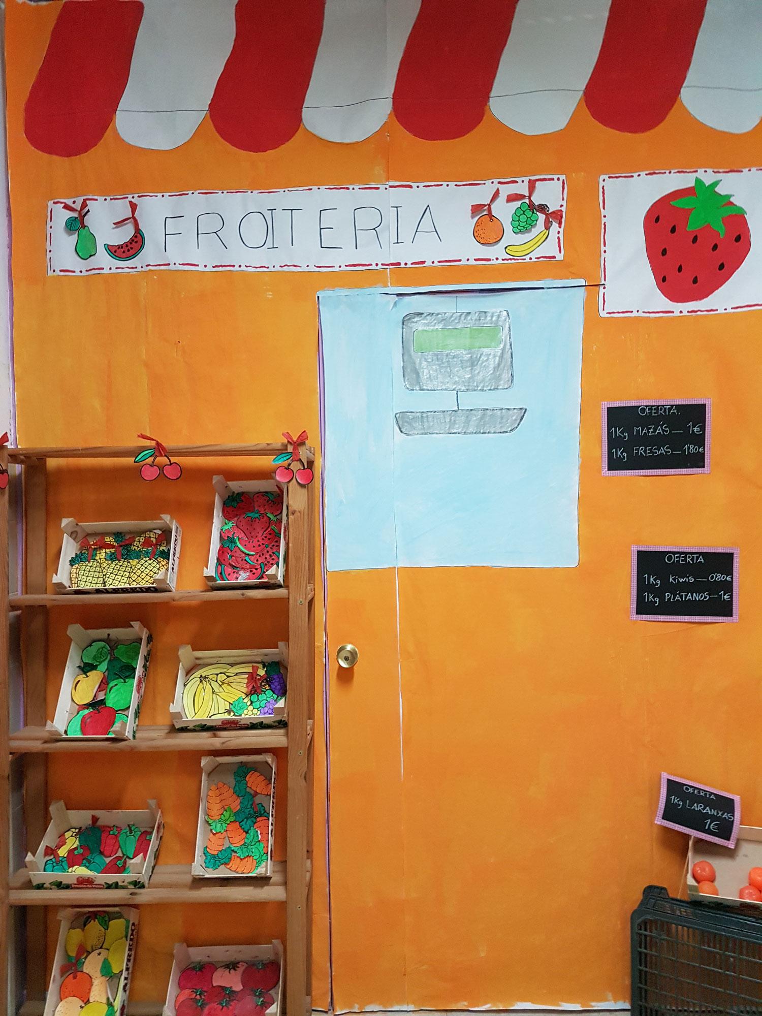 CEIP Plurilingüe de Quintela (Redondela) 6º Educación Infantil